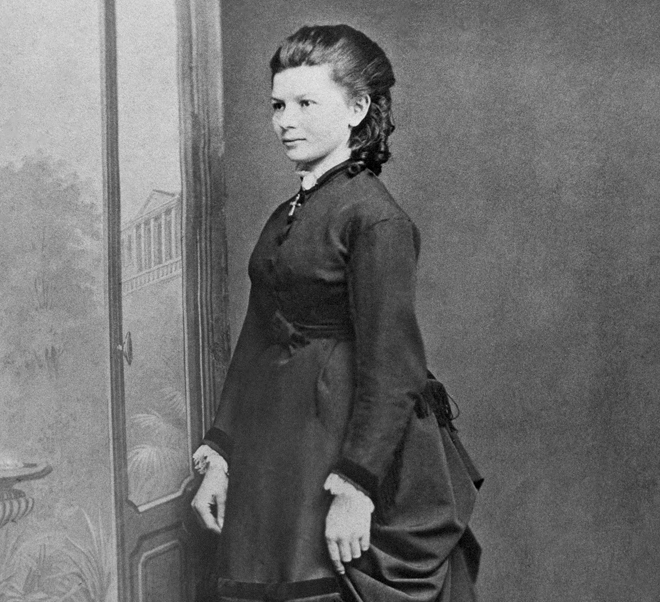 Bertha Benz Formal Photo