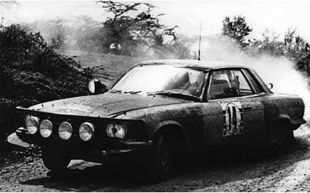 Hannu Mikkoda - 1979 Safari Rally - World Rally Championships